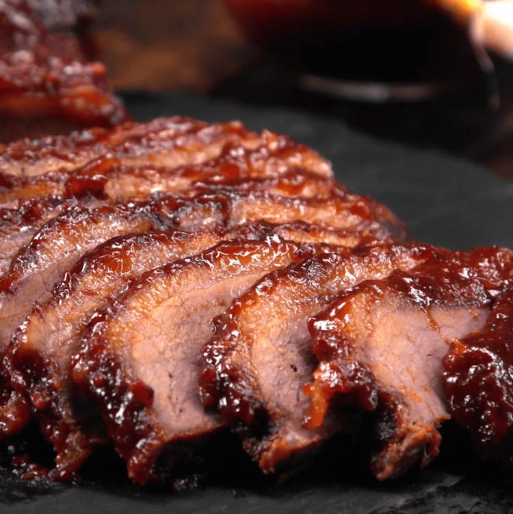 Bbq Beef Brisket  Beef Brisket in Oven