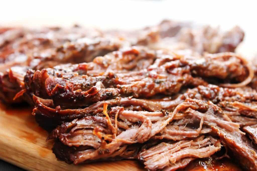 Bbq Beef Brisket  EASY BARBECUE BEEF BRISKET A Dash of Sanity