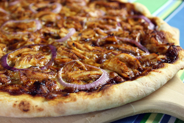 Bbq Chicken Pizza  Barbeque Chicken Pizza Jenny Can Cook