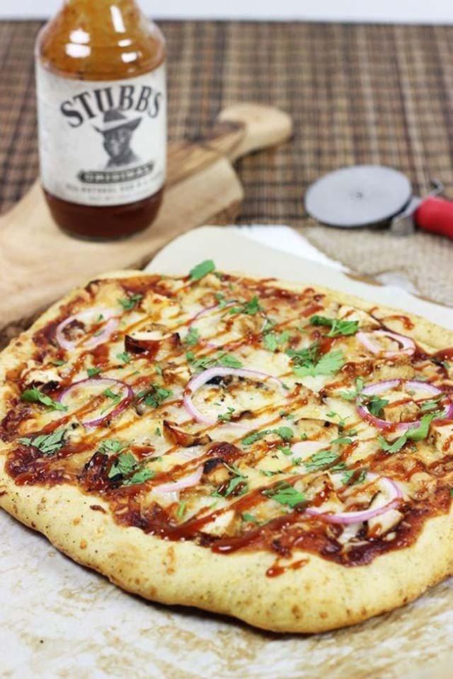 Bbq Chicken Pizza Recipe  An Easy Homemade Barbecue Chicken Pizza Recipe