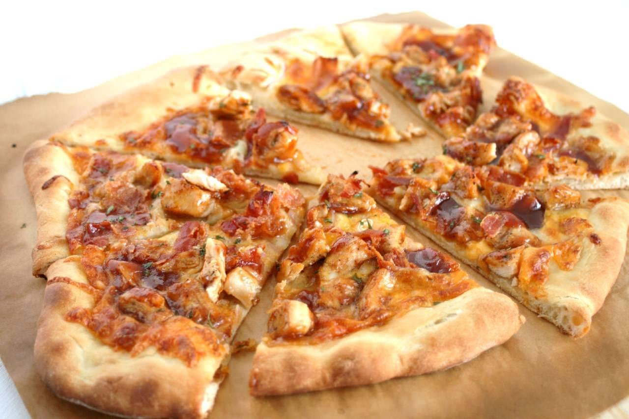 Bbq Chicken Pizza Recipe  BBQ Chicken Pizza Recipe