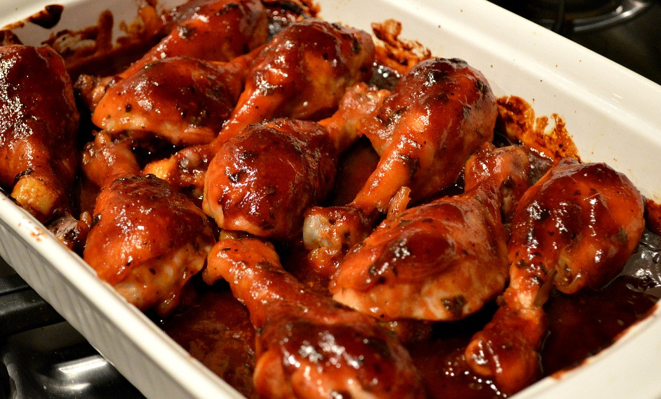 Bbq Chicken Thighs In Oven  oven baked barbecue chicken recipe – Best Cooking recipes