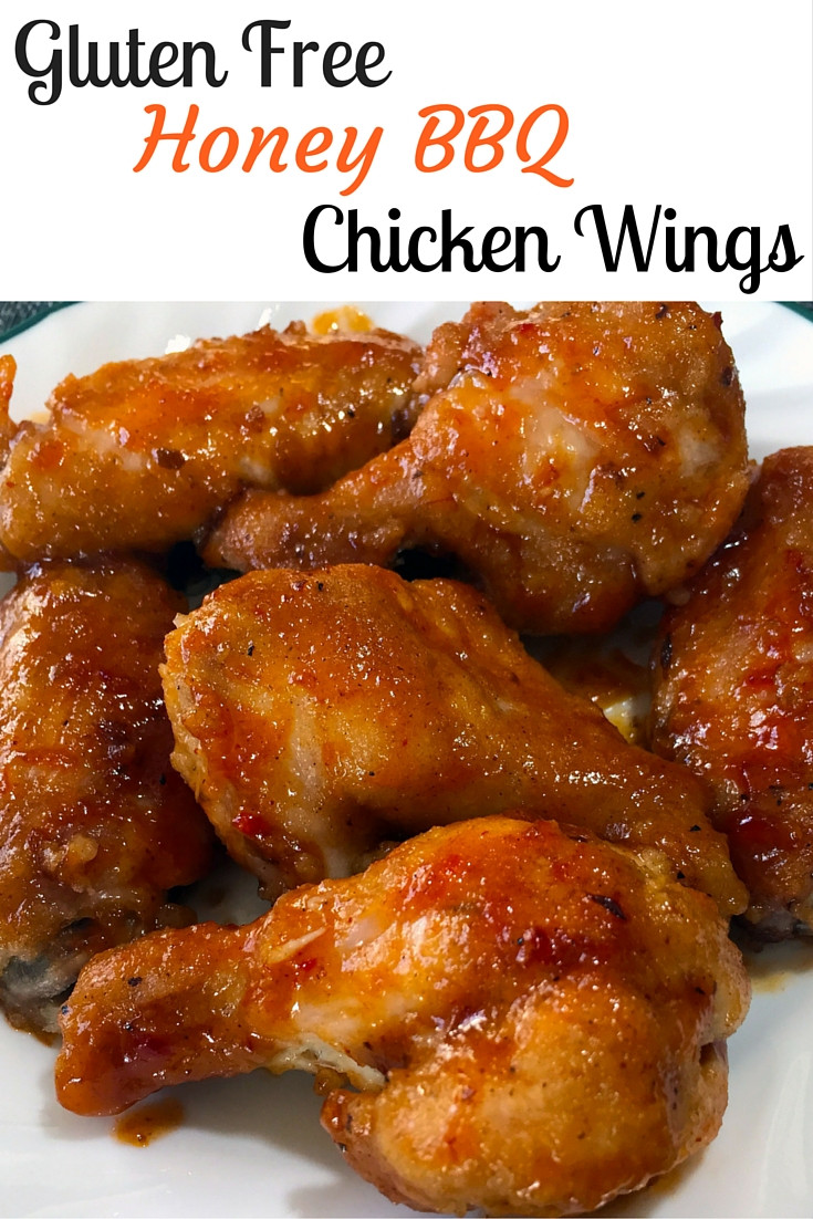 Bbq Chicken Wings Recipe  Best Honey BBQ Chicken Wings Teachable Mommy