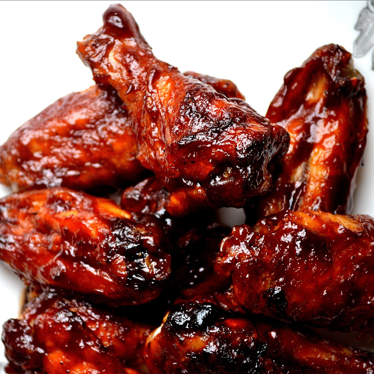 Bbq Chicken Wings Recipe  Oven Baked Sriracha and Beer BBQ Chicken Wings and Pasta