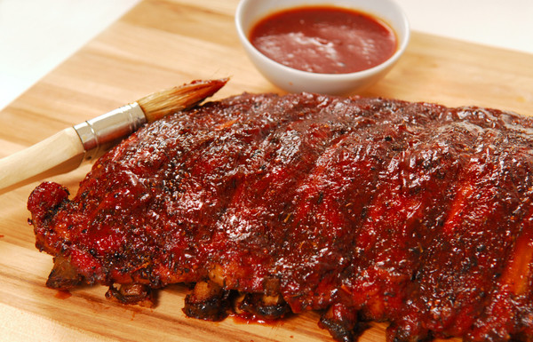 Bbq Pork Spare Ribs  Oven Baked BBQ Recipe Pork Spare Ribs – 12 Tomatoes