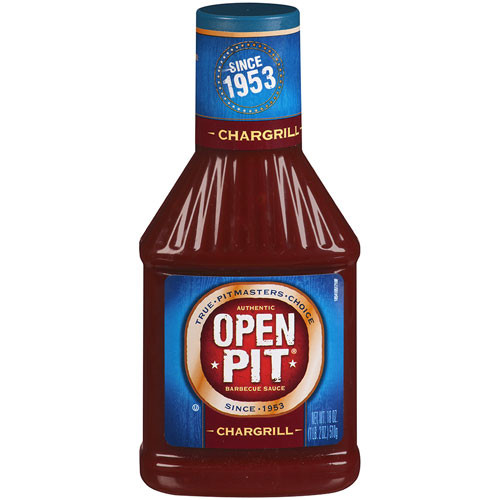 Bbq Sauce Brands  My Brands Open Pit Barbecue Sauce Char Grill 18 oz