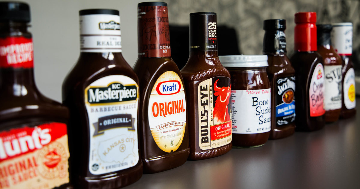 Bbq Sauce Brands  Best Bottled BBQ Sauce Sweet Baby Ray s Stubb s KC
