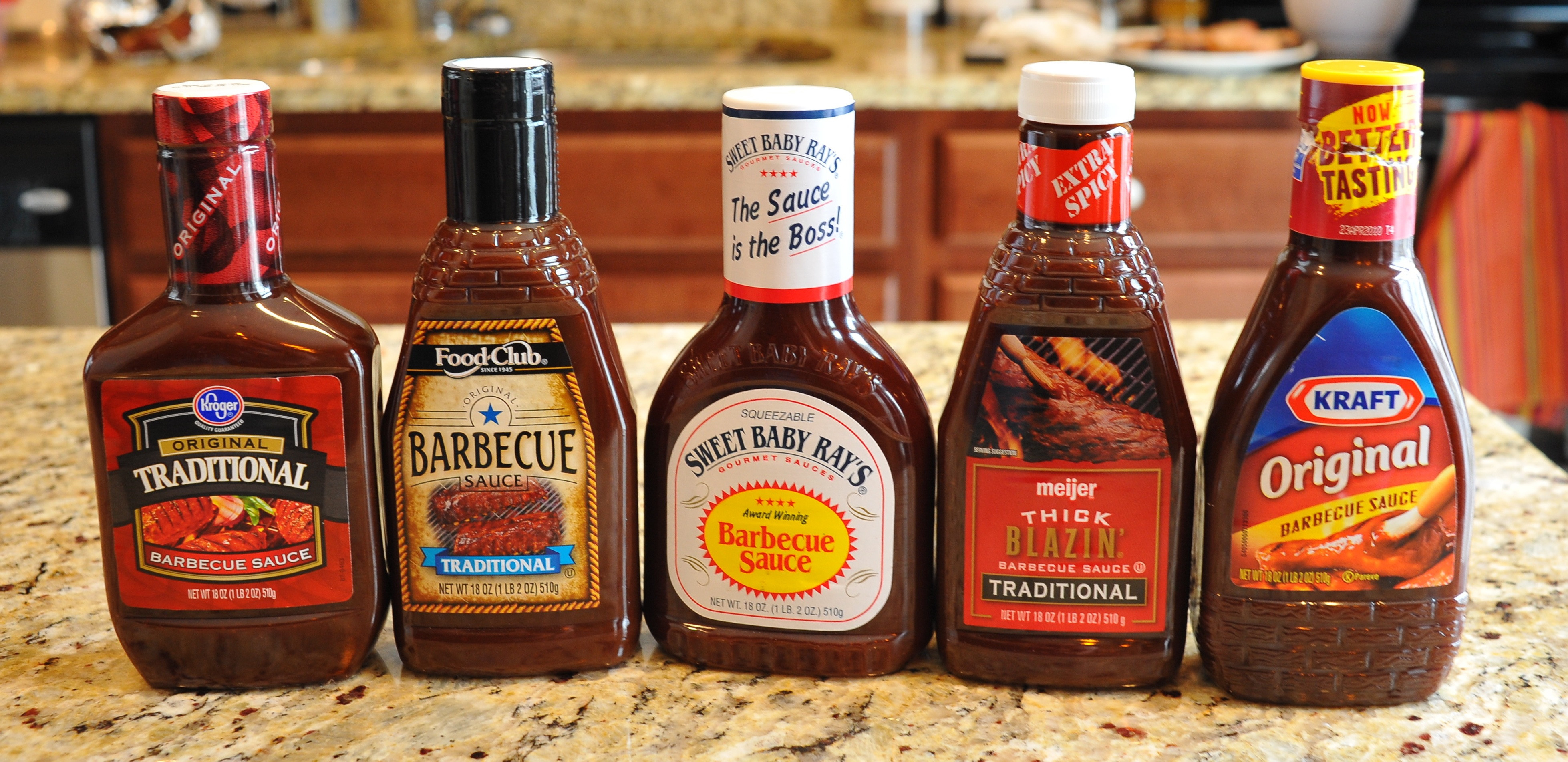 Bbq Sauce Brands  soybeans