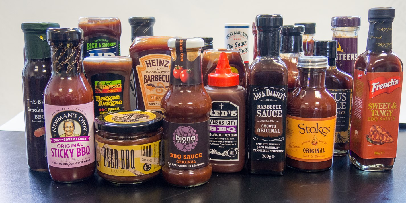 Bbq Sauce Brands  Taste Test Top 5 Barbecue Sauces For The Summer Great