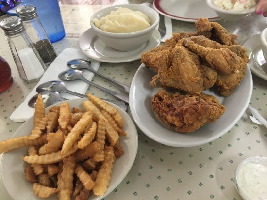 Beach Road Chicken Dinner  Beach Road Chicken Dinners Jacksonville Menu Prices