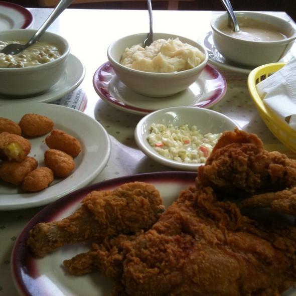 Beach Road Chicken Dinner  Beach Road Chicken Dinners Menu Jacksonville Fl