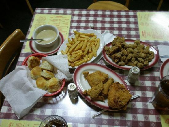 Beach Road Chicken Dinner  Chicken gizzards and hearts dinner Picture of Beach