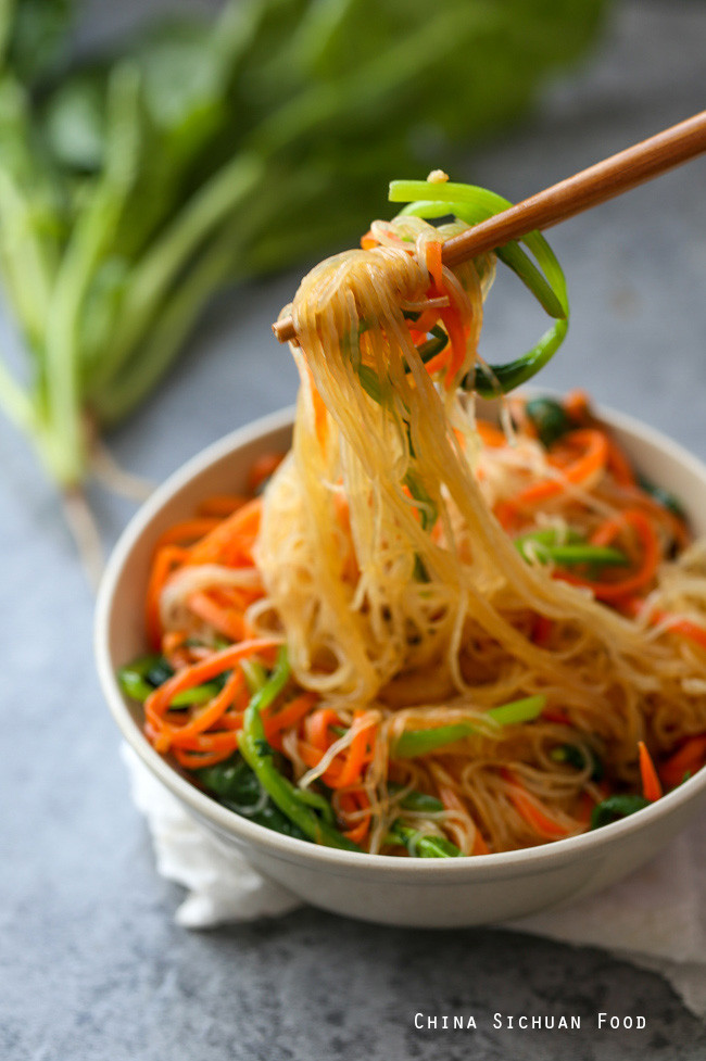 Bean Thread Noodles  Bean Thread Noodles Salad
