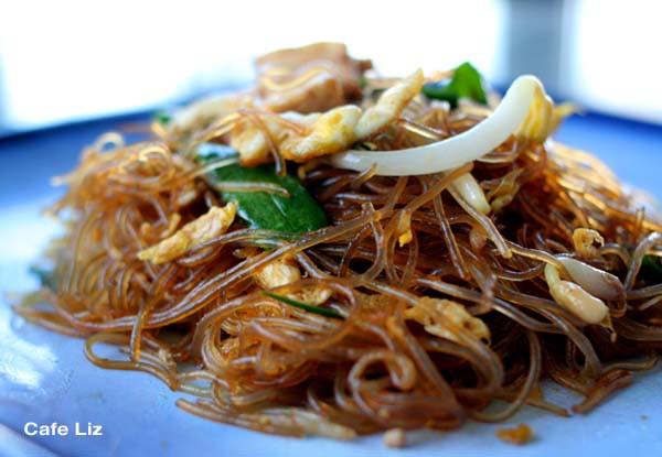 Bean Thread Noodles  pad thai bean thread noodles – Cafe Liz