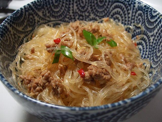 Bean Thread Noodles  Spicy Bean Thread Noodles
