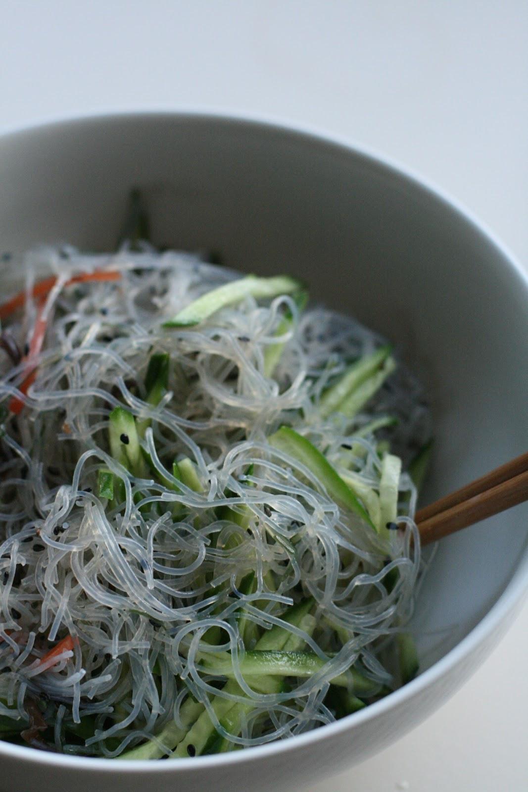 Bean Thread Noodles  Cucumber Bean Thread Noodle Salad cheating