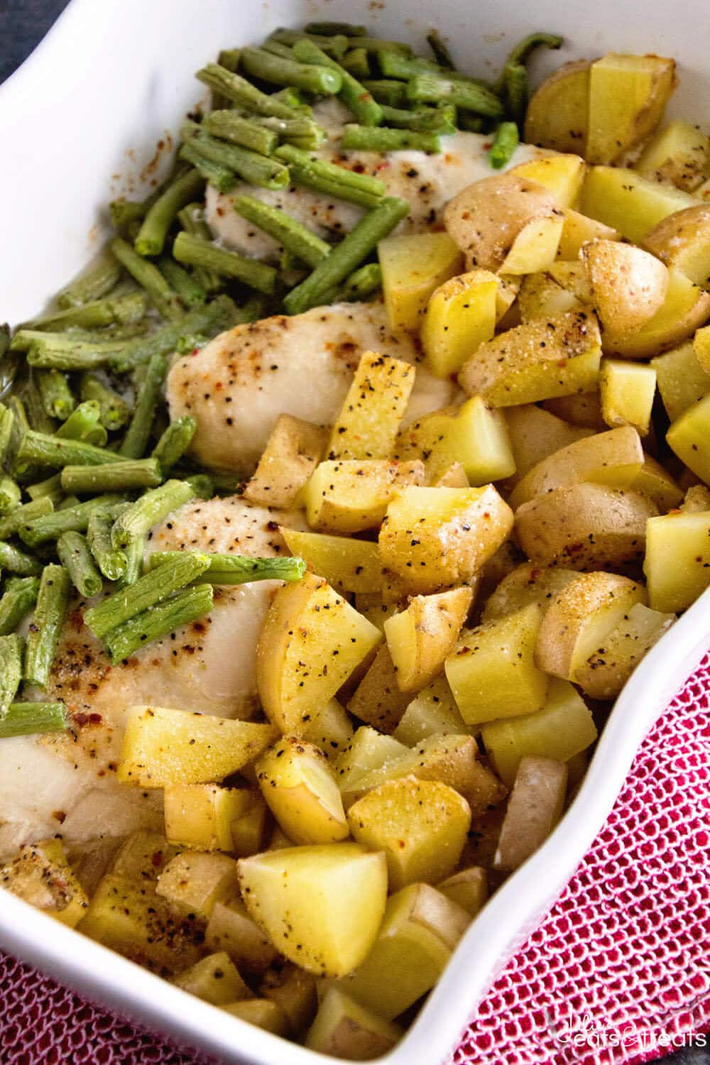 Beans Greens Potatoes  Easy Meal Plan Sunday Week 102 365 Days of Baking and More