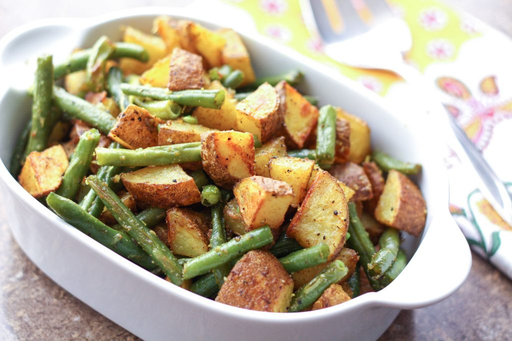 Beans Greens Potatoes  30 Amazing Potato Side Dishes