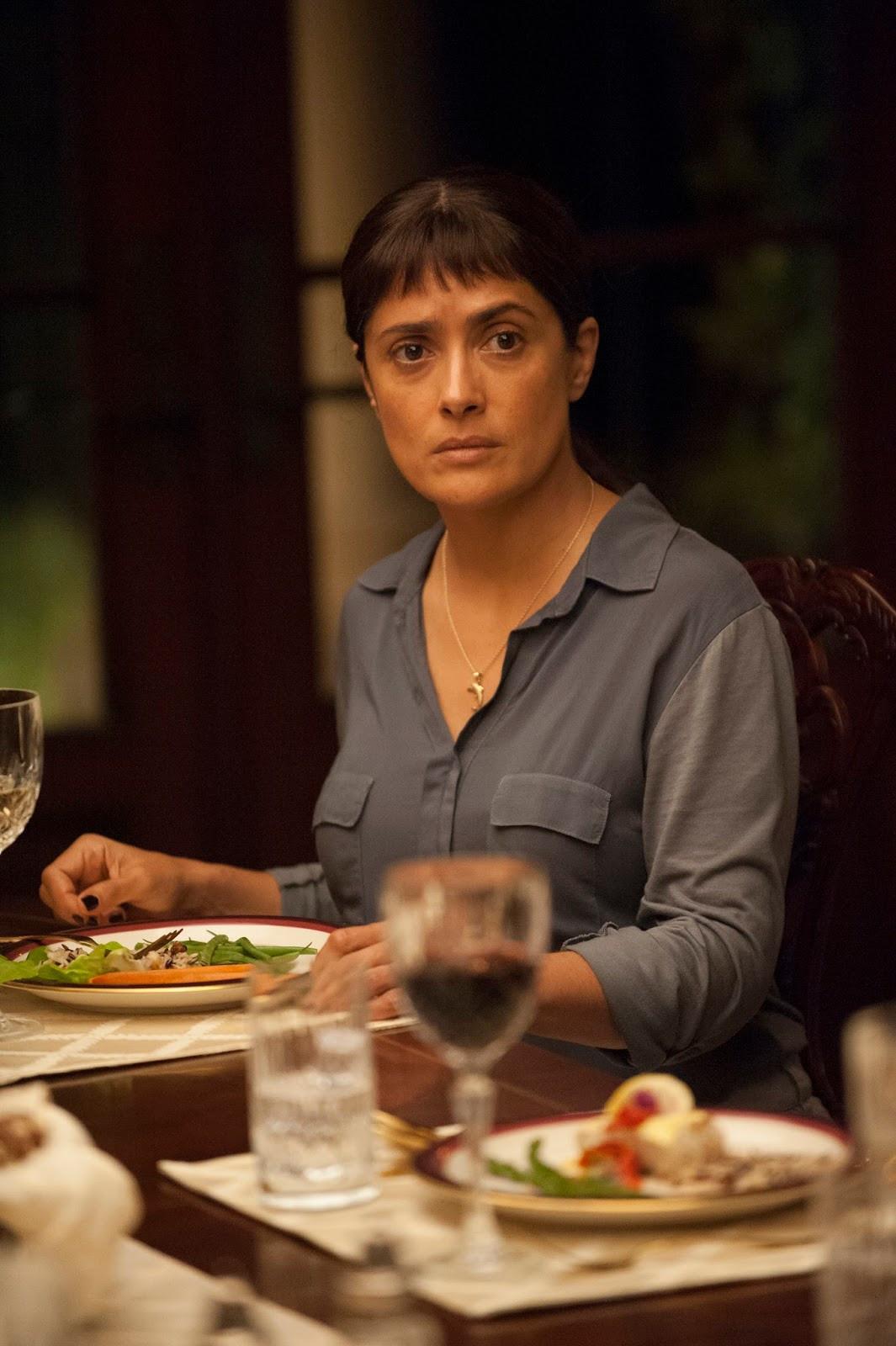 Beatriz At Dinner Online  Reel Talk line BEATRIZ AT DINNER What Happens When