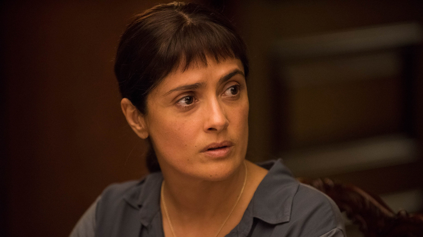 Beatriz At Dinner Review  Salma Hayek shines in the delicious Trump era satire