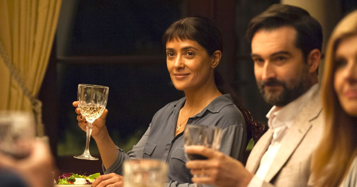 Beatriz At Dinner Review  BEATRIZ AT DINNER 2017