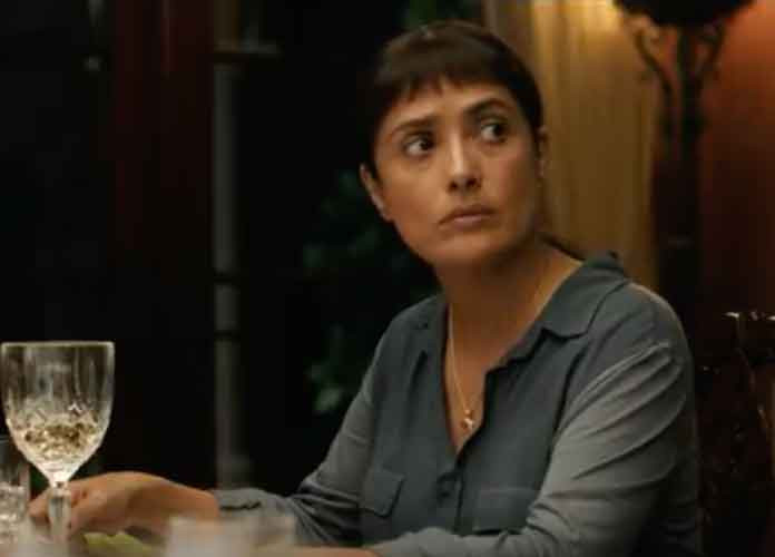 Beatriz At Dinner Review  Beatriz At Dinner DVD Review Salma Hayek Shines In