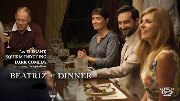 Beatriz At Dinner Review  Beatriz at Dinner Review Everywhere