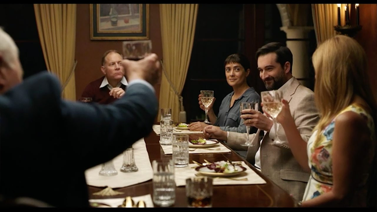 "Beatriz At Dinner Review  Movie Review Dinner guests an earful from ""Beatriz at"