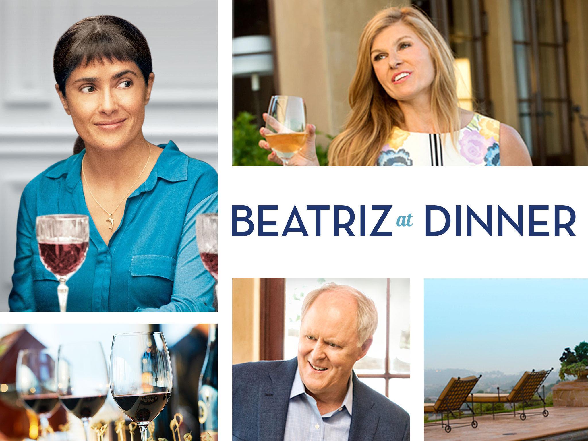 Beatriz For Dinner  Review Beatriz At Dinner