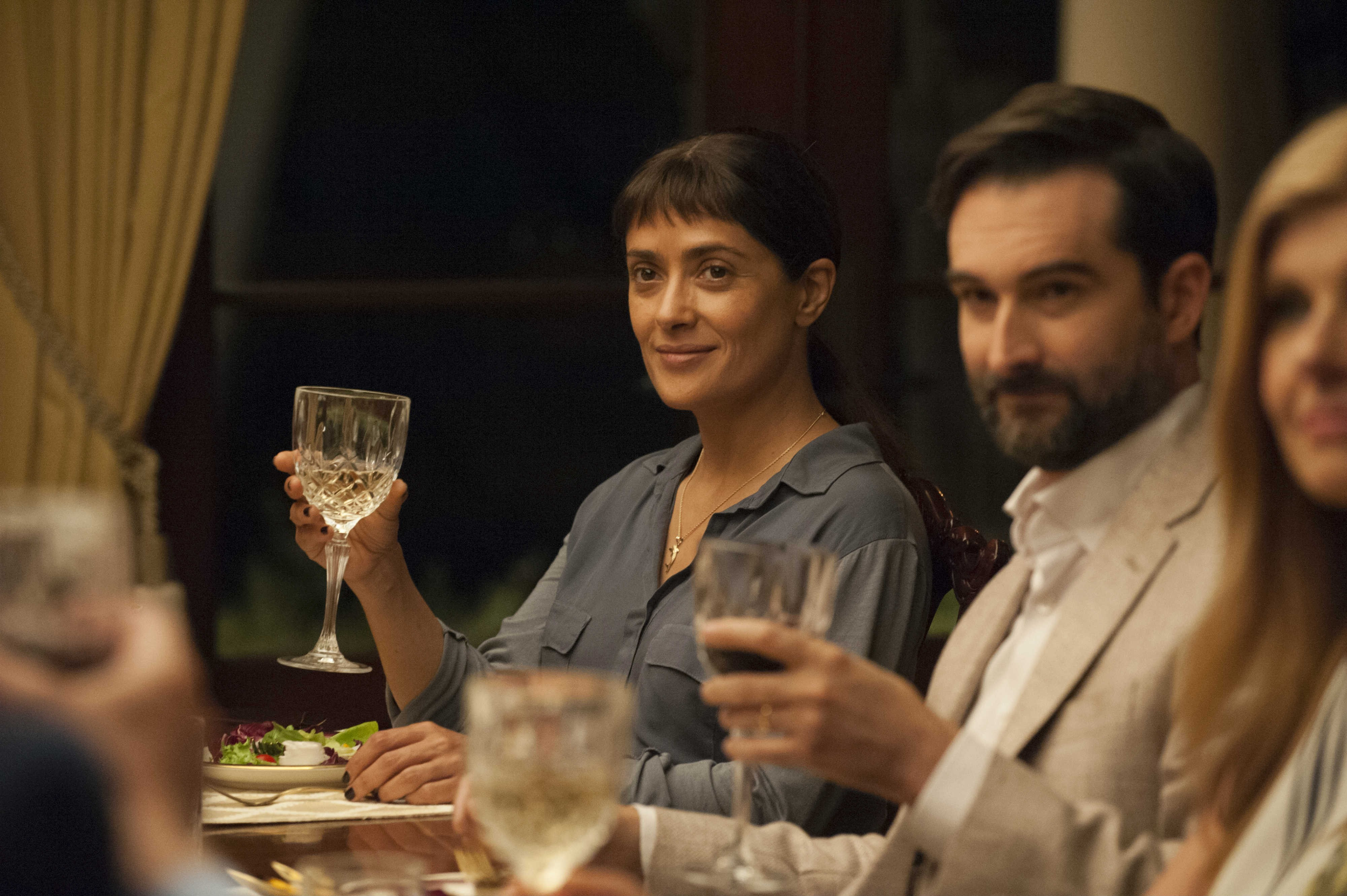 Beatriz For Dinner  'BEATRIZ AT DINNER' OFFERS FOOD FOR THOUGHT – Leonard