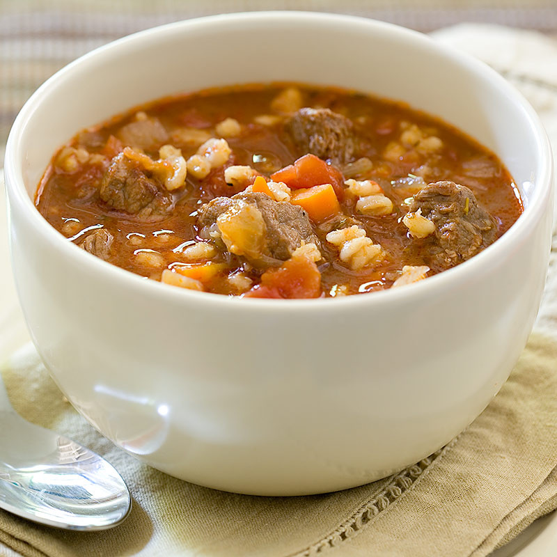 Beef And Barley Soup Recipe  Beef Barley Soup