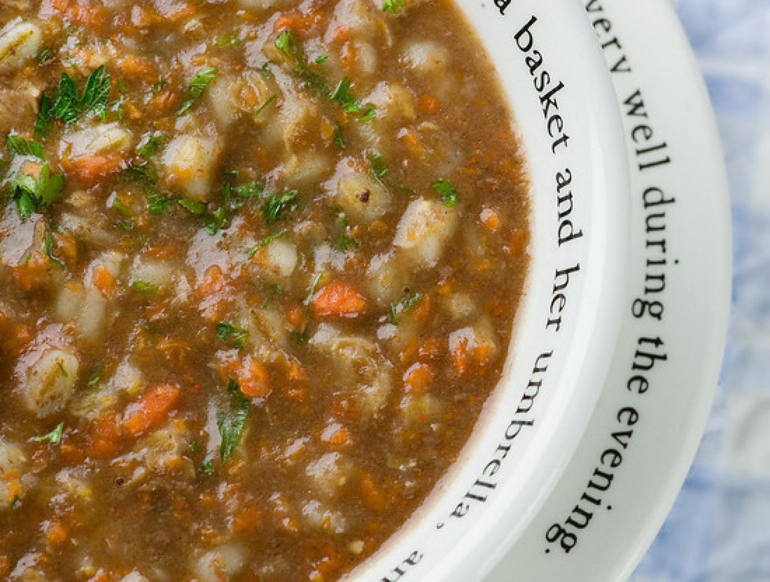 Beef And Barley Soup Recipe  Beef Barley Soup Recipe 11