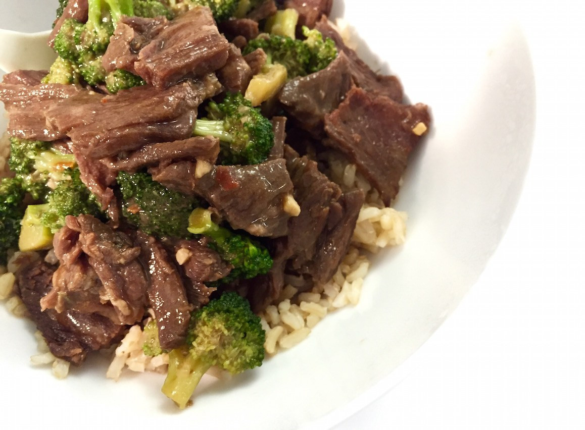 Beef And Broccoli Crock Pot  CO WORKER ENVY