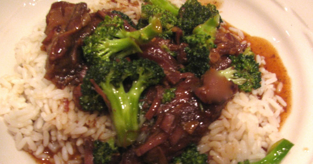 Beef And Broccoli Crock Pot  Rita s Recipes Crock Pot Beef and Broccoli