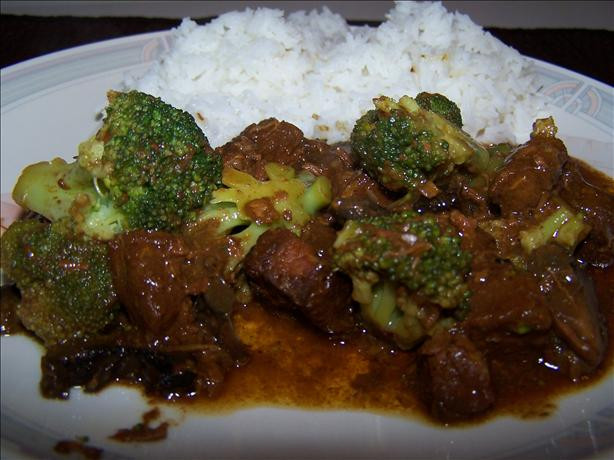 Beef And Broccoli Crock Pot  Crock Pot Beef And Broccoli Recipe Food