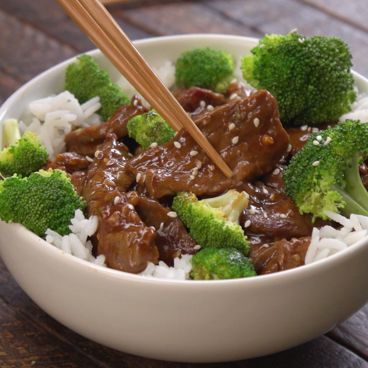 Beef And Broccoli Sauce Mix  Easy Beef and Broccoli Stir Fry Recipe & Video