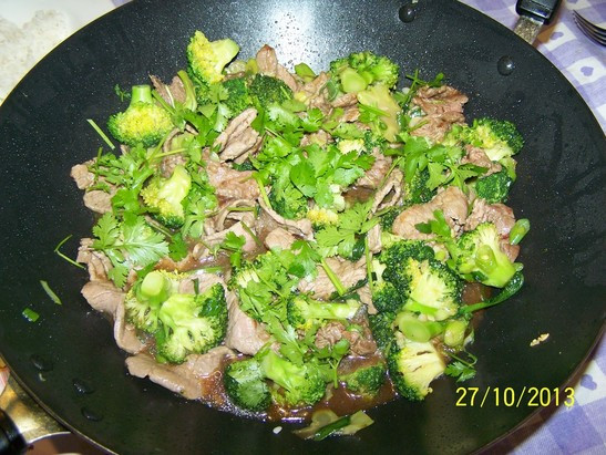 Beef And Broccoli Sauce Mix  Blog What s Cooking Ella