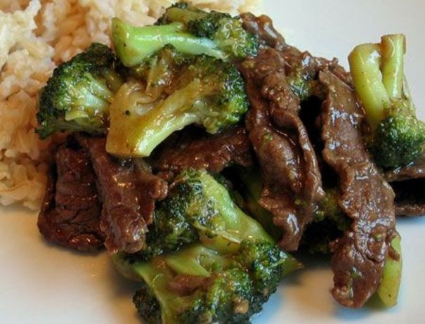Beef And Broccoli Sauce Mix  Skillet Beef And Broccoli Recipe Food