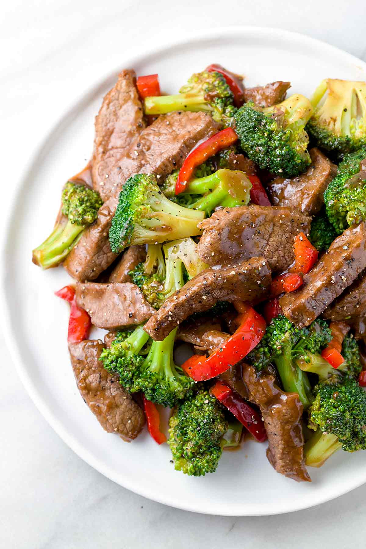Beef And Broccoli  Easy Chinese Beef with Broccoli Recipe