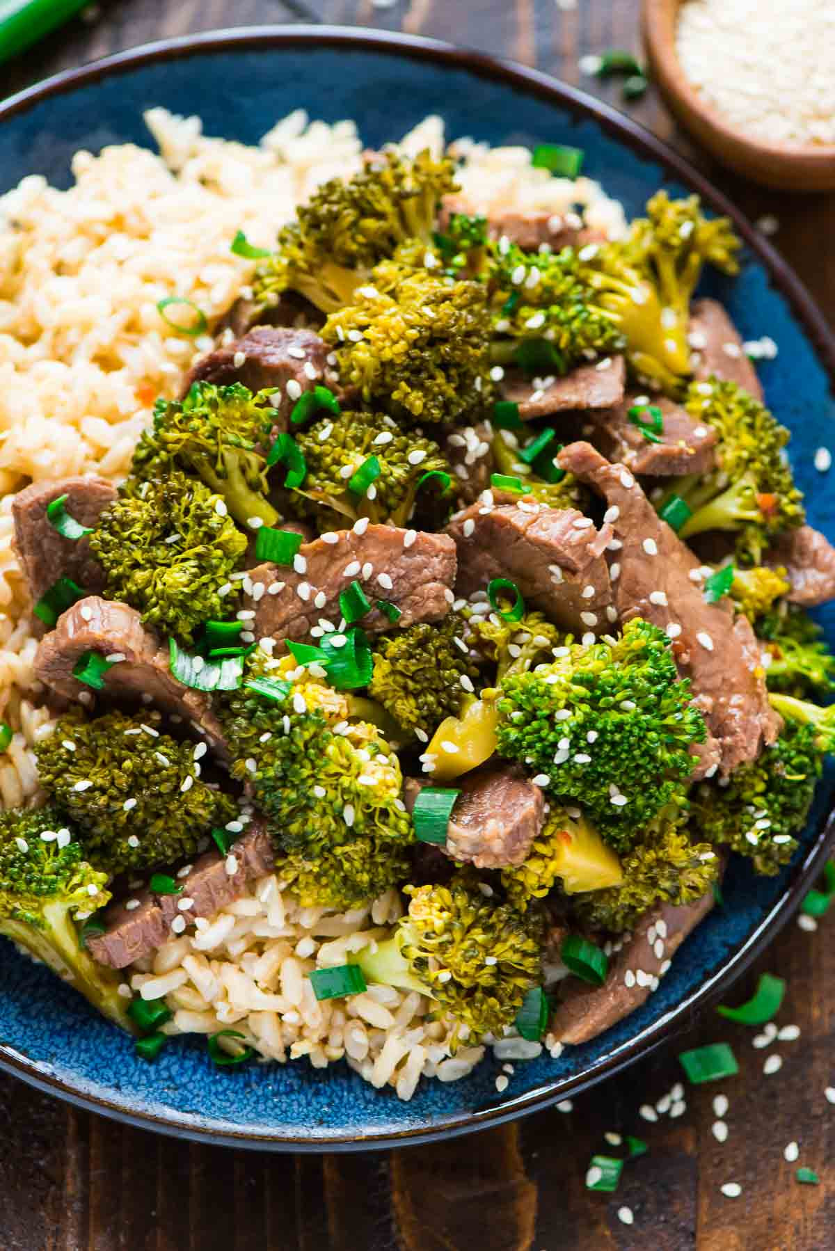 Beef And Broccoli  Slow Cooker Beef and Broccoli
