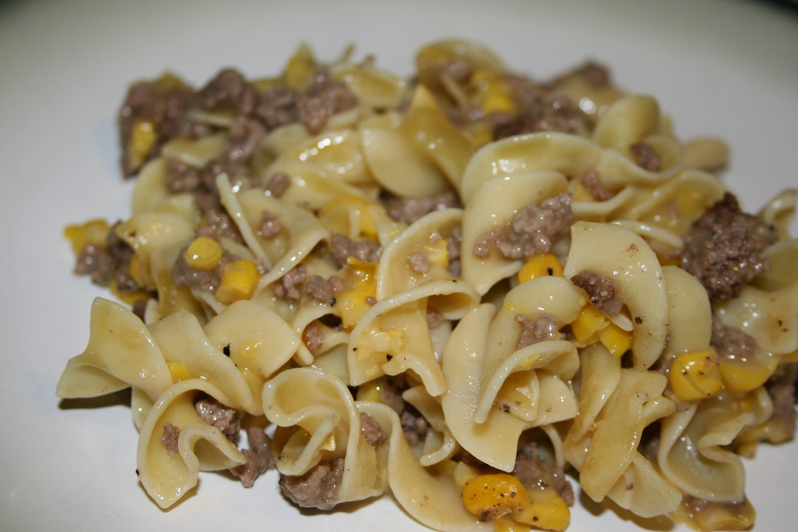 Beef And Egg Noodles  It really IS that easy to make Recipe 88 Noodles