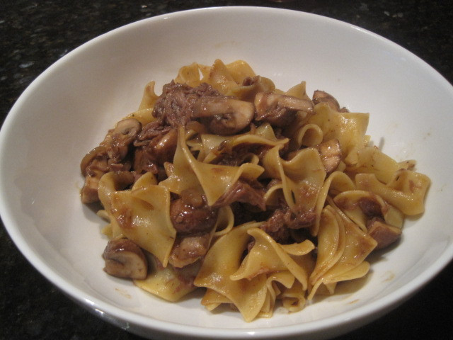 Beef And Egg Noodles  Braised Beef and Egg Noodles Cook with Kerry