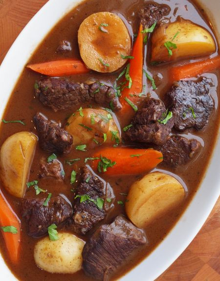Beef And Potato Stew  Beef Stew with Carrots & Potatoes