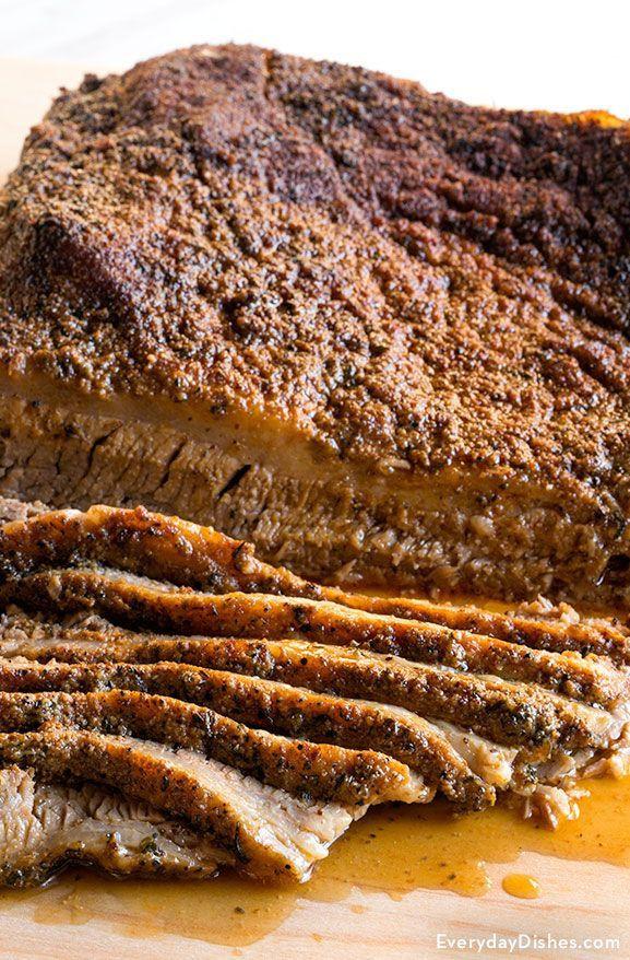Beef Brisket In Oven  25 best ideas about Beef Brisket Oven on Pinterest