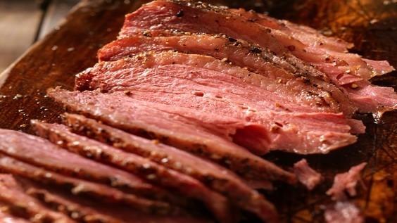 Beef Brisket In Oven  Oven BBQ Brisket