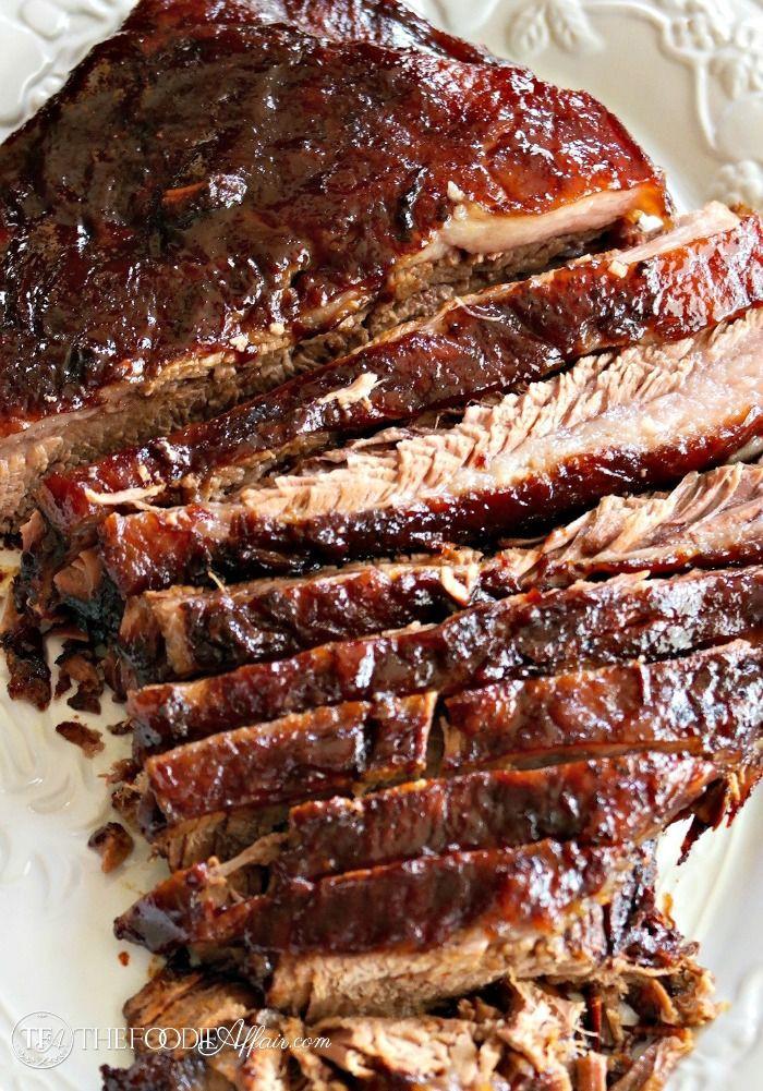 Beef Brisket In Oven  Best 25 Beef brisket oven ideas on Pinterest