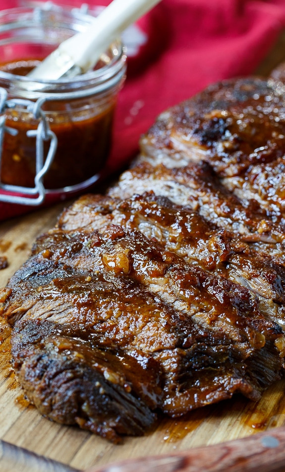 Beef Brisket Recipe  Oven Barbecued Beef Brisket Spicy Southern Kitchen