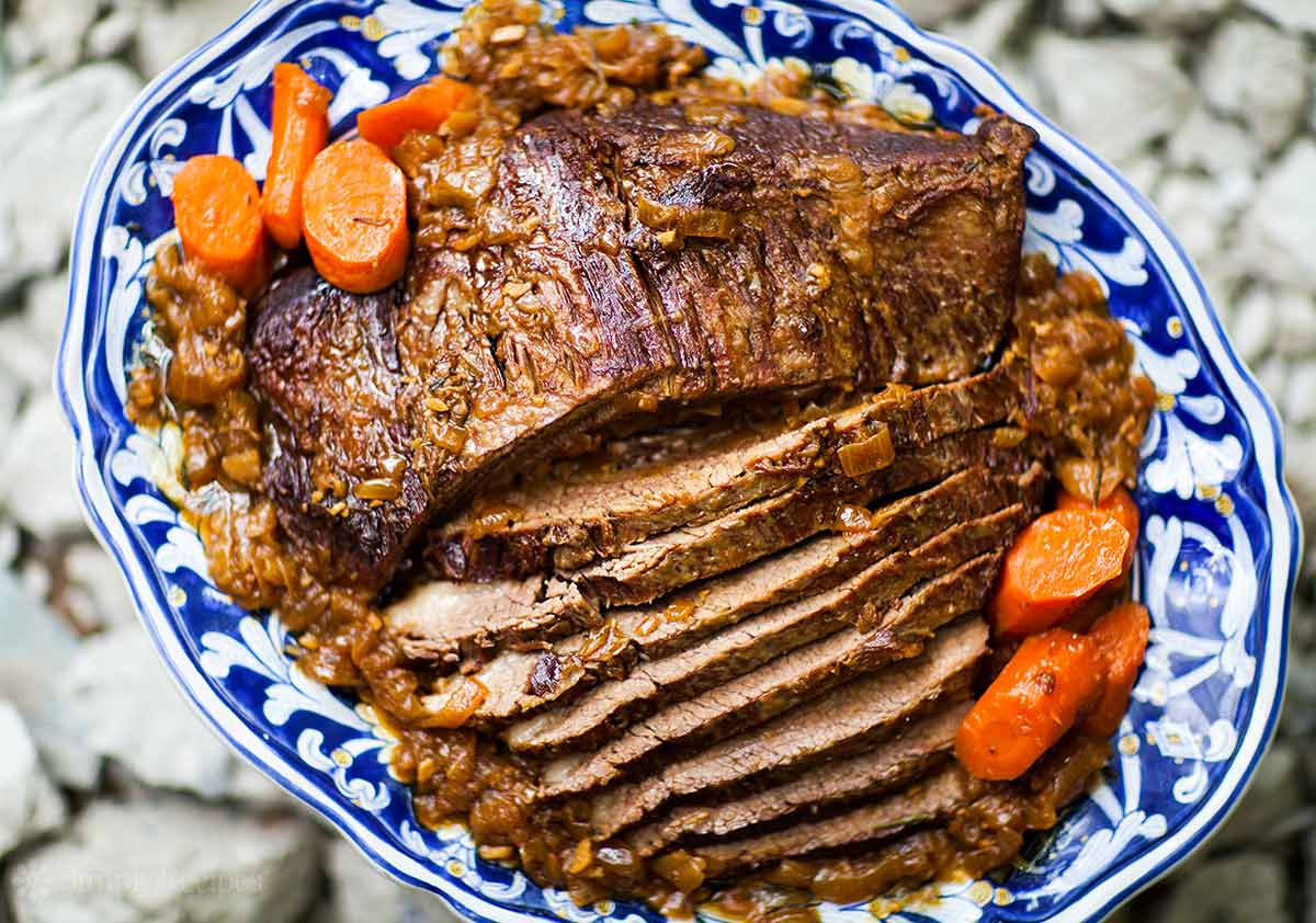 Beef Brisket Recipe  Beef Brisket Pot Roast Recipe