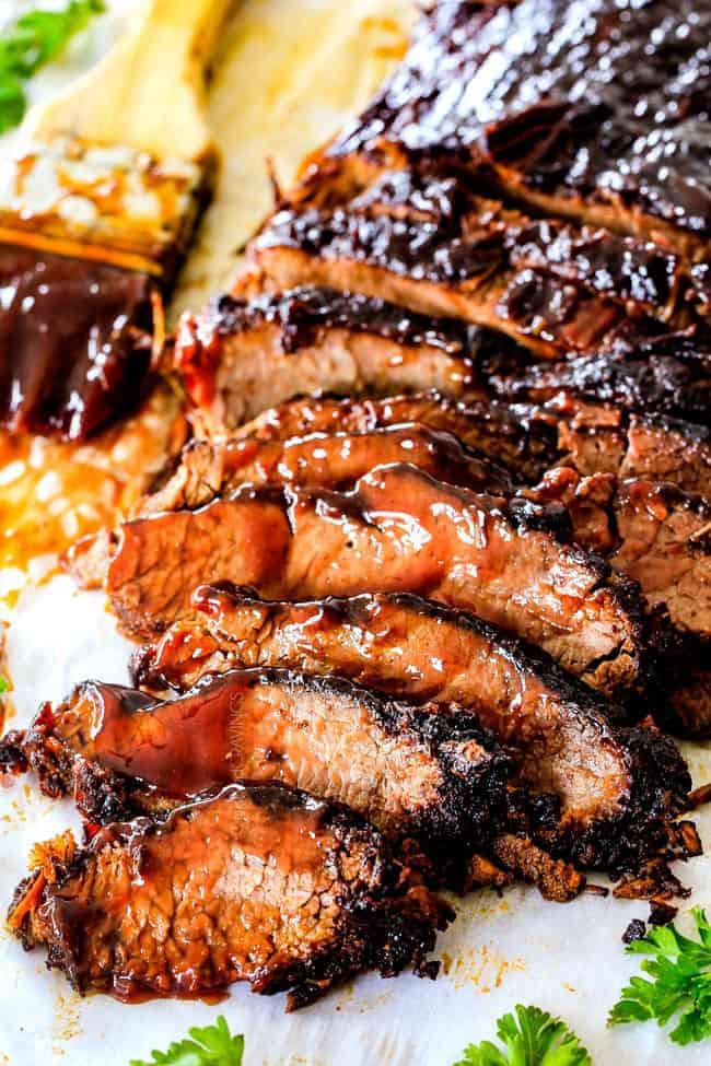 Beef Brisket Recipe Oven  Slow Cooker Beef Brisket & BEST EVER Homemade BBQ Sauce