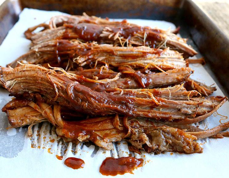Beef Brisket Recipe Oven  slow cooker bbq beef brisket